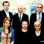 Март 2007 г. Коллектив кафедры