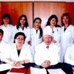 Март 2008 г. коллектив лор кафедры и клиники