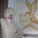 Почетный горец – Президент РОЭХ, профессор С.И.Емельянов (Махачкала, 2005)