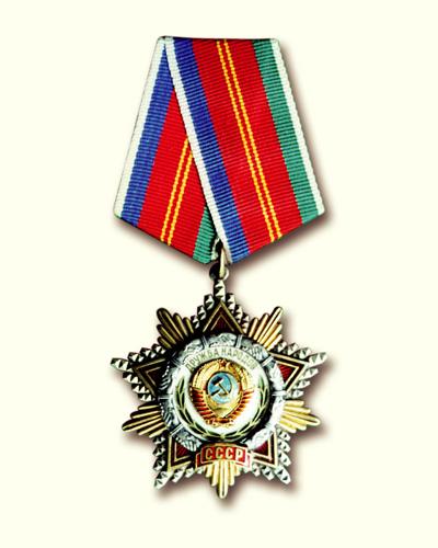 В 1982 г. ДГМИ награжден орденом Дружбы народов