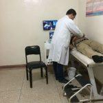 Нааман Абдель Жалил спортивный врач - осмотр спортсмена
