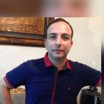 Навраз Базербаши заслуженный стоматолог г. Алеппо,  Сирия