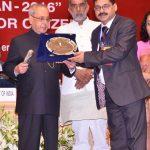 Шукла Абхишек выпускник 2000г возглавляет гериатрический центр в г. Лакнау, штат Уттар Прадеш Индия  получил национальную премию от Президента Индии