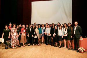 Сотрудники кафедры с участниками «Доброхотовских чтений»