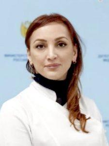 Курбанисмаилова Рахимат Рамазановна